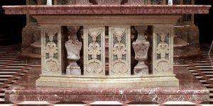 Altare di San Leone